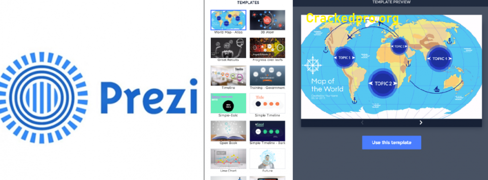 Prezi Pro Crack Download
