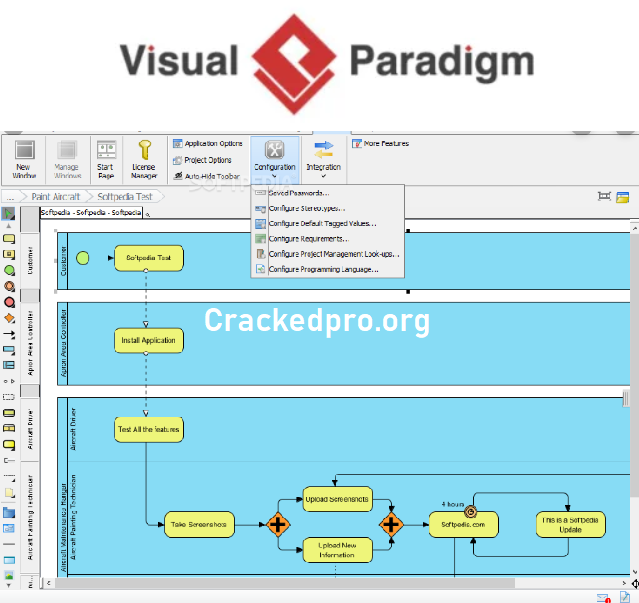 Visual Paradigm Free Download