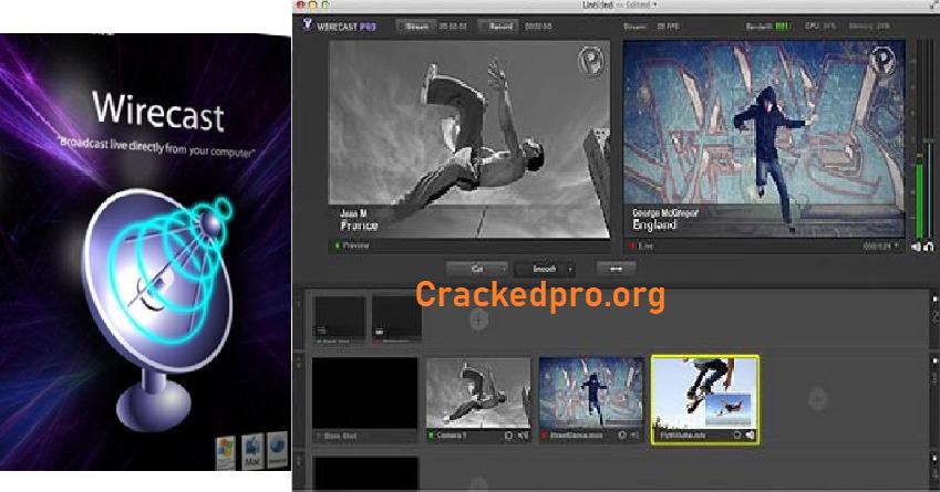 Wirecast Pro Crack Download