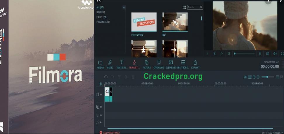 Wondershare Filmora Crack Download