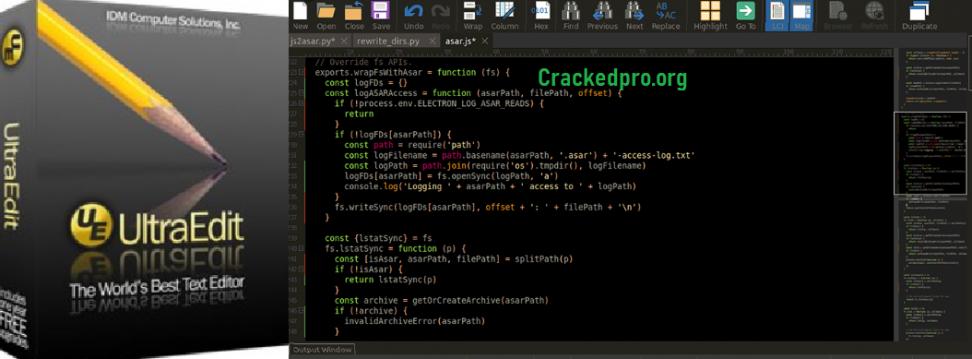 UltraEdit Crack Free Download