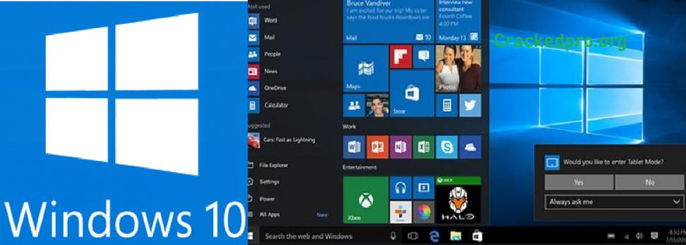 Windows 10 Pro Free Download