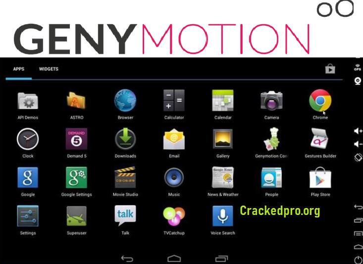 Genymotion Crack Free Download