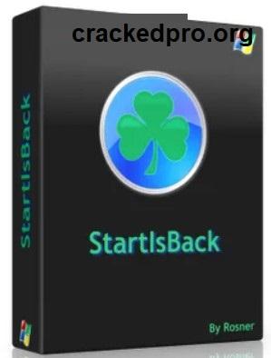 StartIsBack++ Crack