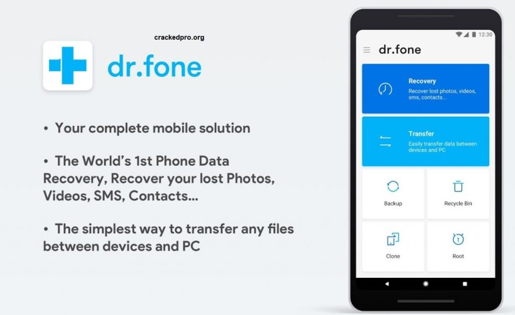 Dr.Fone Key